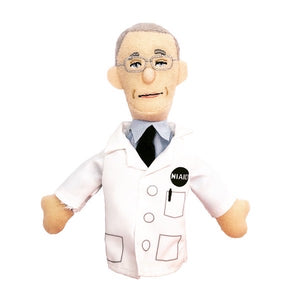 Dr Fauci Finger Puppet with Magnet