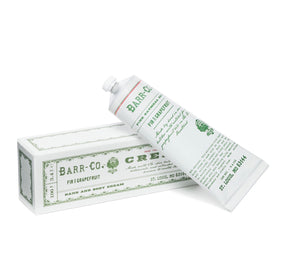 Barr Co. Fir & Grapefruit Scent Hand Cream
