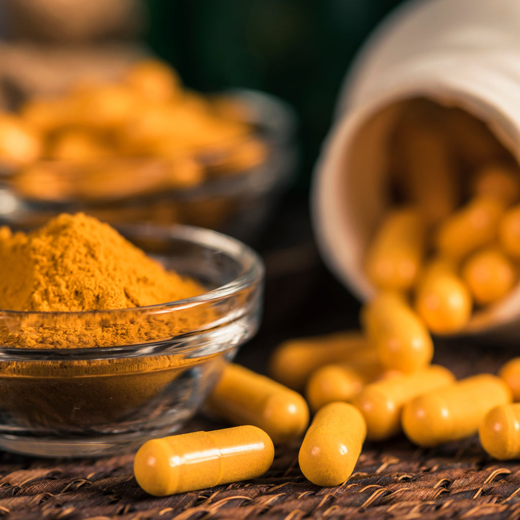 Spice up Your Day with Turmeric Curcumin