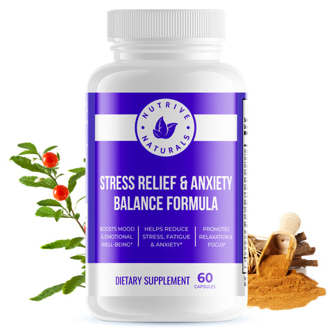 Stress Relief & Anxiety Formula -3