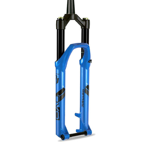 "DVO Onyx SC 29"" boost 180mm BLUE"