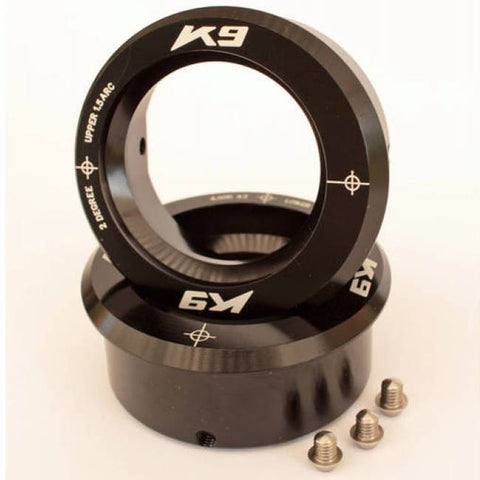 K9 Angled reducer cups Frustrum ZS ARC (tapered)