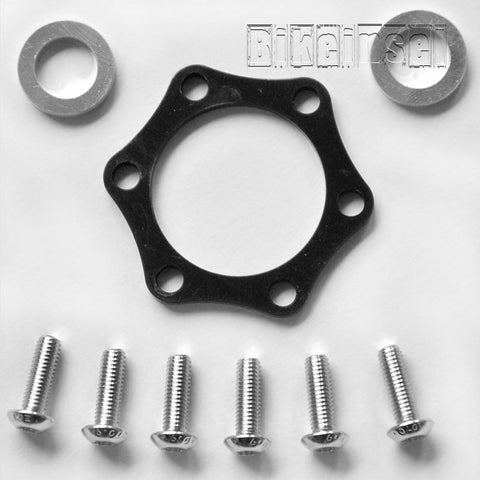 Sugarless REAR Boost Adapter 142x12 to 148x12