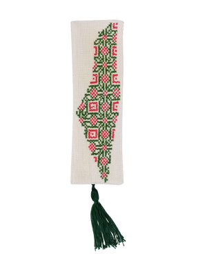 Cross Stitch- Handmade bookmark