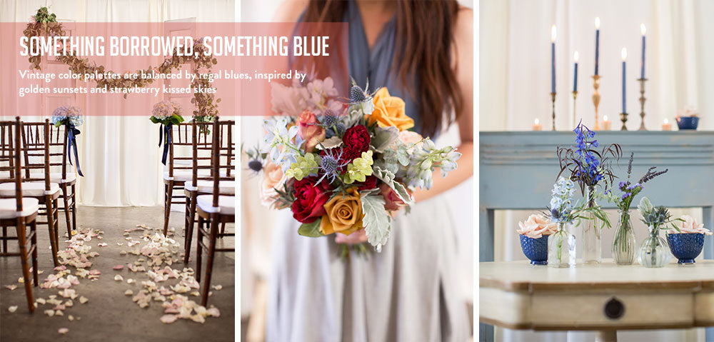 Something Borrowed, Something Blue Collection