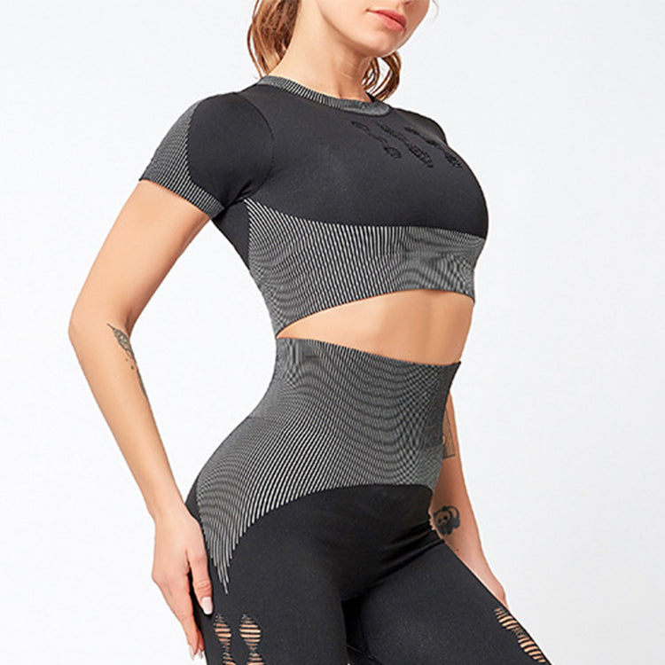 MTM Flux Crop Top
