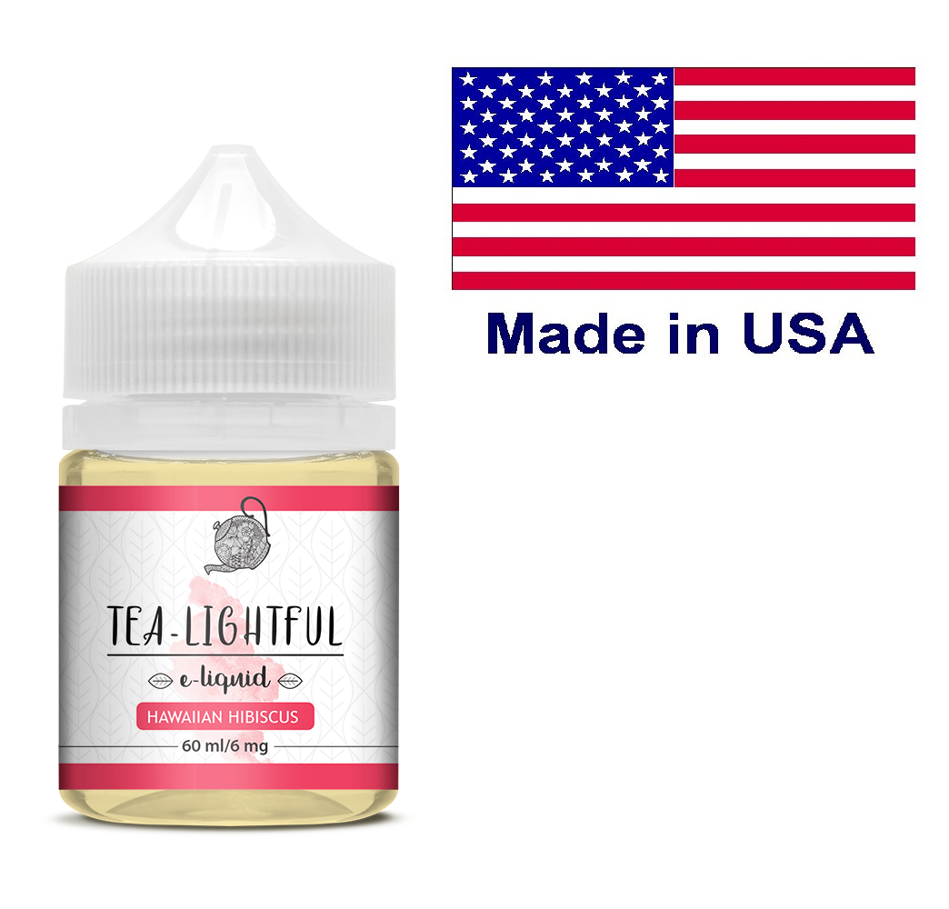 Eliquid Premium Tea-Lightful de 60 ml