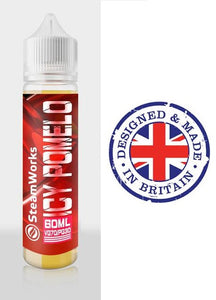 Eliquid Premium Steamworks UK de 60ml
