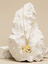 Load image into Gallery viewer, Eye of Ra necklace