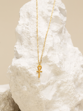 Load image into Gallery viewer, Ankh necklace