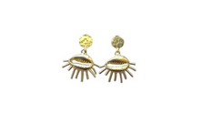 Load image into Gallery viewer, Deng Earrings | Afrominimalist | African earrings | African jewellery