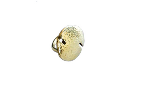 Jengo ring | Afrominimalist | African ring | African jewellery