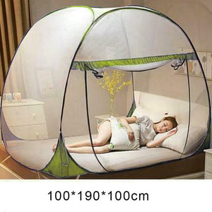 mosquito pop up tent Home Indoor Outdoor Garden Mosquito Net HUG-Deals-mosquito pop up tent-