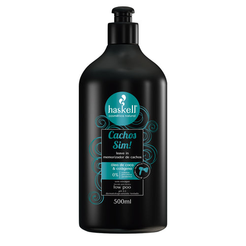 Haskell Leave-In Curls Yes! Memorizer Defines and Activates Curls 500ml/16.9 fl.oz