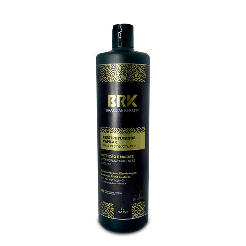 BRK Hair Restructuring for Straight and Hydrated Hair 1L/35.2 fl.oz