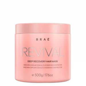 Braé Revival Deep Recovery Hair Mask 500g/fl.oz