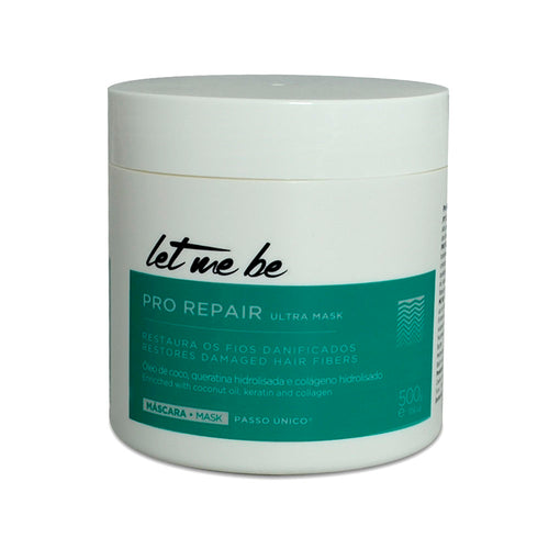 Let Me Be Btox Capillary Pro Repair Ultra Mask Reduces Volume