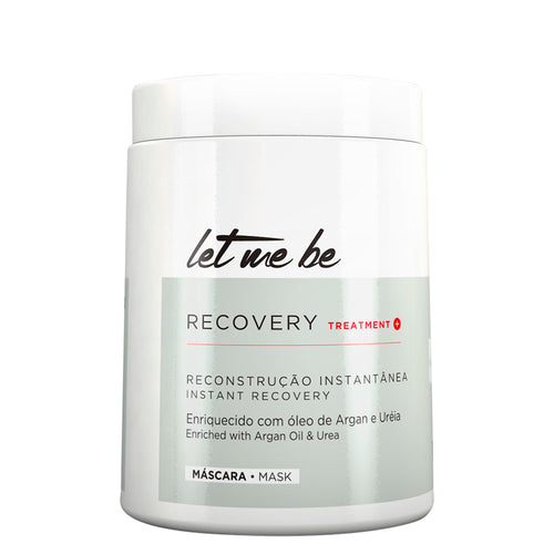 Let Me Be Mascara Fortifying Treatment Recovery Mask 1Kg/35.27fl.oz.