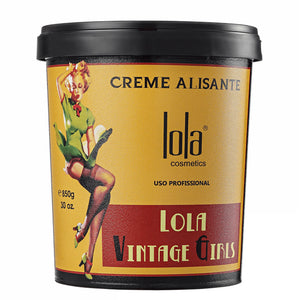 Lola Cosmetics Vintage Girls Smoothing Cream 850g/29.9fl.oz
