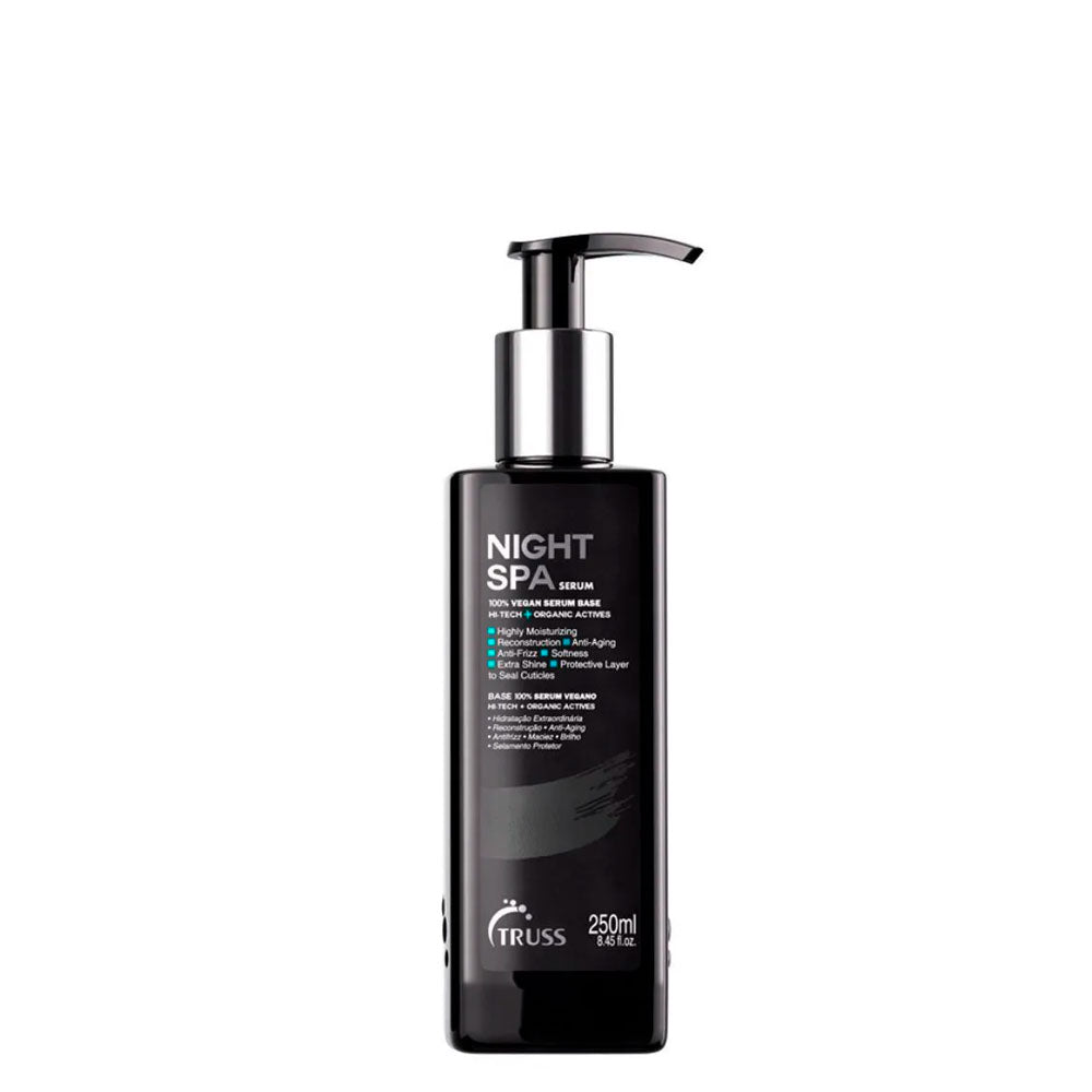Truss Night Spa - Night Treatment Serum 250ml/8,45fl.oz
