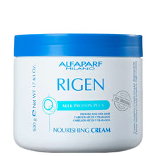 Load image into Gallery viewer, Alfaparf Rigen Nourishing Post Chemical Nutrition Mask 500ml/16,90fl.oz