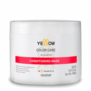 Alfaparf Yellow Kit Color Care Shampoo & Conditioning Mask