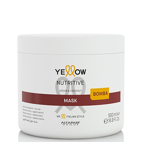 Alfaparf Yellow Nutritive Dry Hair Mask 500ml/16.90fl.oz