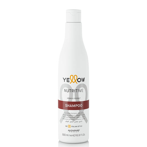 Alfaparf Yellow Nutritive Dry Hair Shampoo 500ml/16.90fl.oz