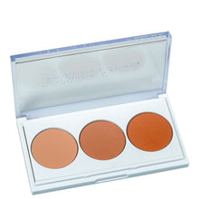Load image into Gallery viewer, Boca Rosa Contour Palette # Copacabana Payot 3 Tones Bronzers