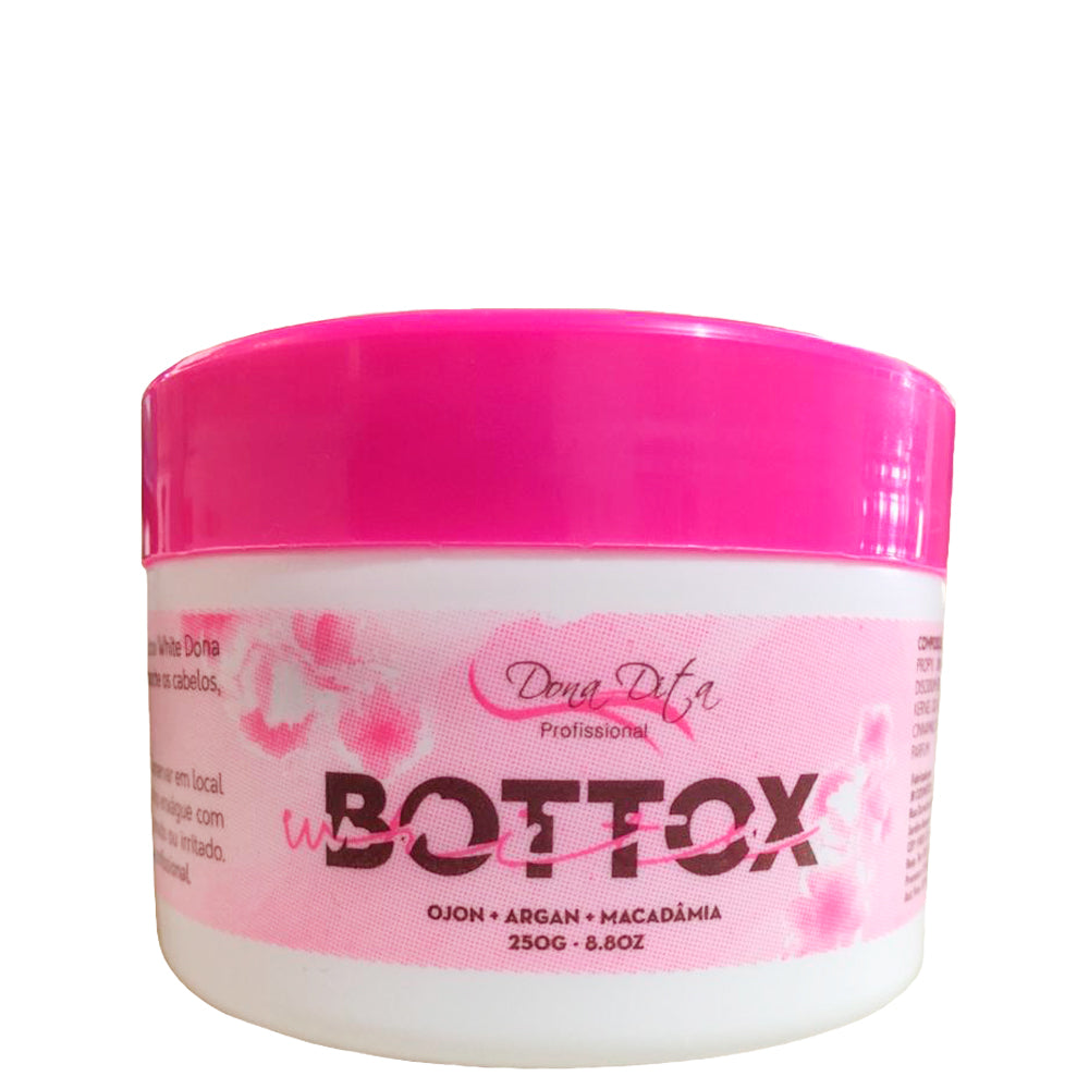 Bottox Dona Dita Treatment with Ogan Argan and Macadamia 250g/8,45fl.oz.