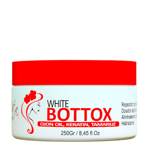Dona Dita White BtoxRepository Mass Replenisher and Hair Alignment 250g/8.45fl.oz