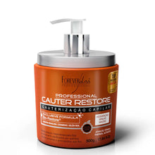 Load image into Gallery viewer, Forever Liss Cauter Restore Formaldehyde-free Cauterization 500g/17,63fl.oz