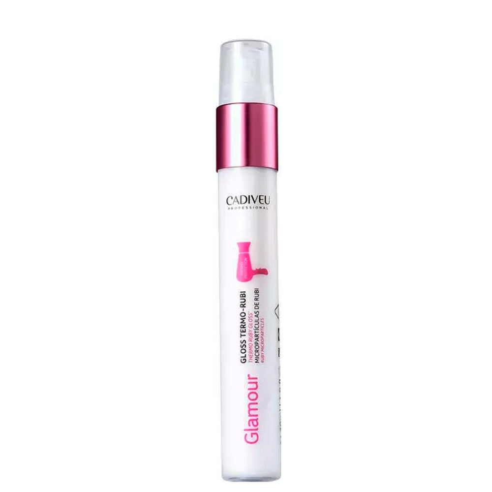 Cadiveu Glamour Gloss Ruby Term Thermal Protector 30ml