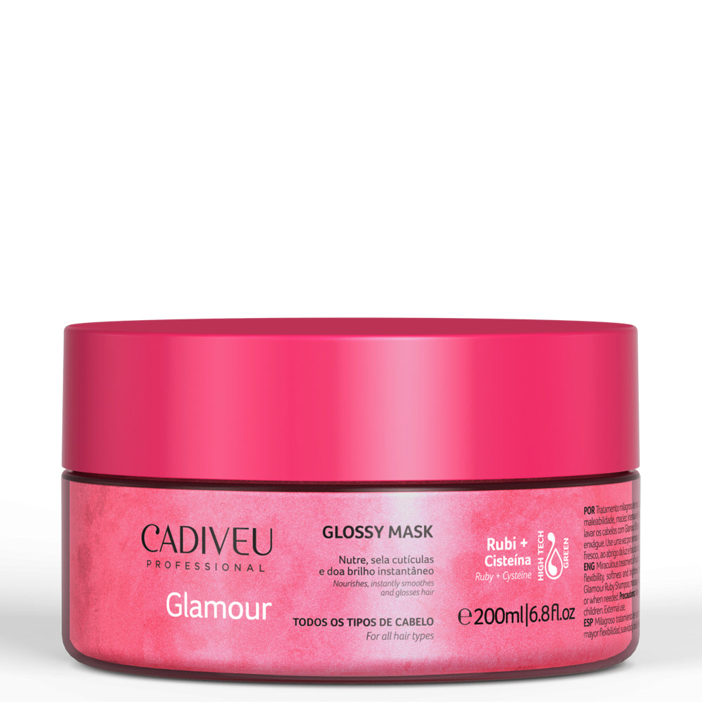 Cadiveu Glossy Mask Hydration 200ml/6.76 fl.oz
