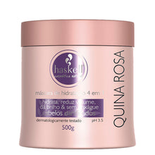 Load image into Gallery viewer, Haskell Quina Rosa Hydration Mask 4 in 1 (500g/17.6floz)