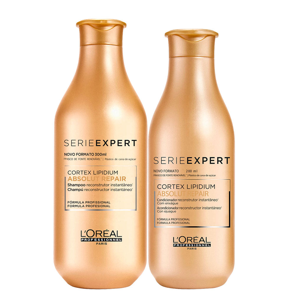 Loreal Professionnel Expert Series Absolut Repair Cortex Lipidium Kit