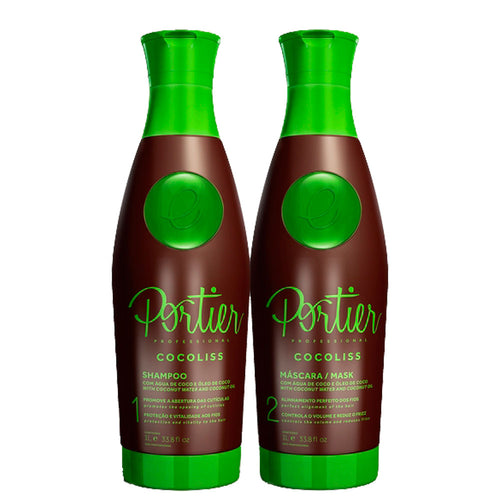 Portier CocoLiss  Hair Realignment Moisturizing