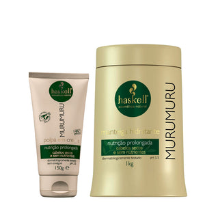 Haskell Murumuru Kit Mask & Pulp cream