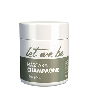 Let Me Be Champagne Mascara Intense Nutrition Pearl Effect