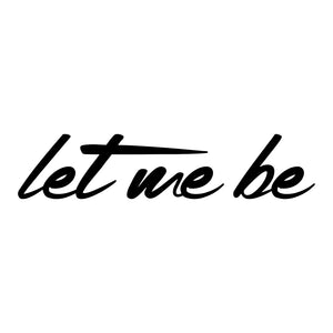 Let me Be Shampoo Home Care Gelatin 240ml