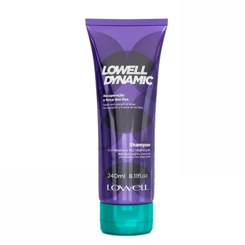 Lowell Dynamic Shampoo Recovery and Strength 240ml/8.11fl.oz