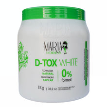 Load image into Gallery viewer, Maria Escandalosa White Hair D-tox Without Formalin 1Kg/35.2fl.oz