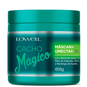 Lowell Cacho Mágico Humectant Mask 450g/15.21fl.oz