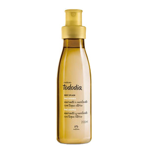 Natura Todo Dia Body Splash Macadâmia 200ml