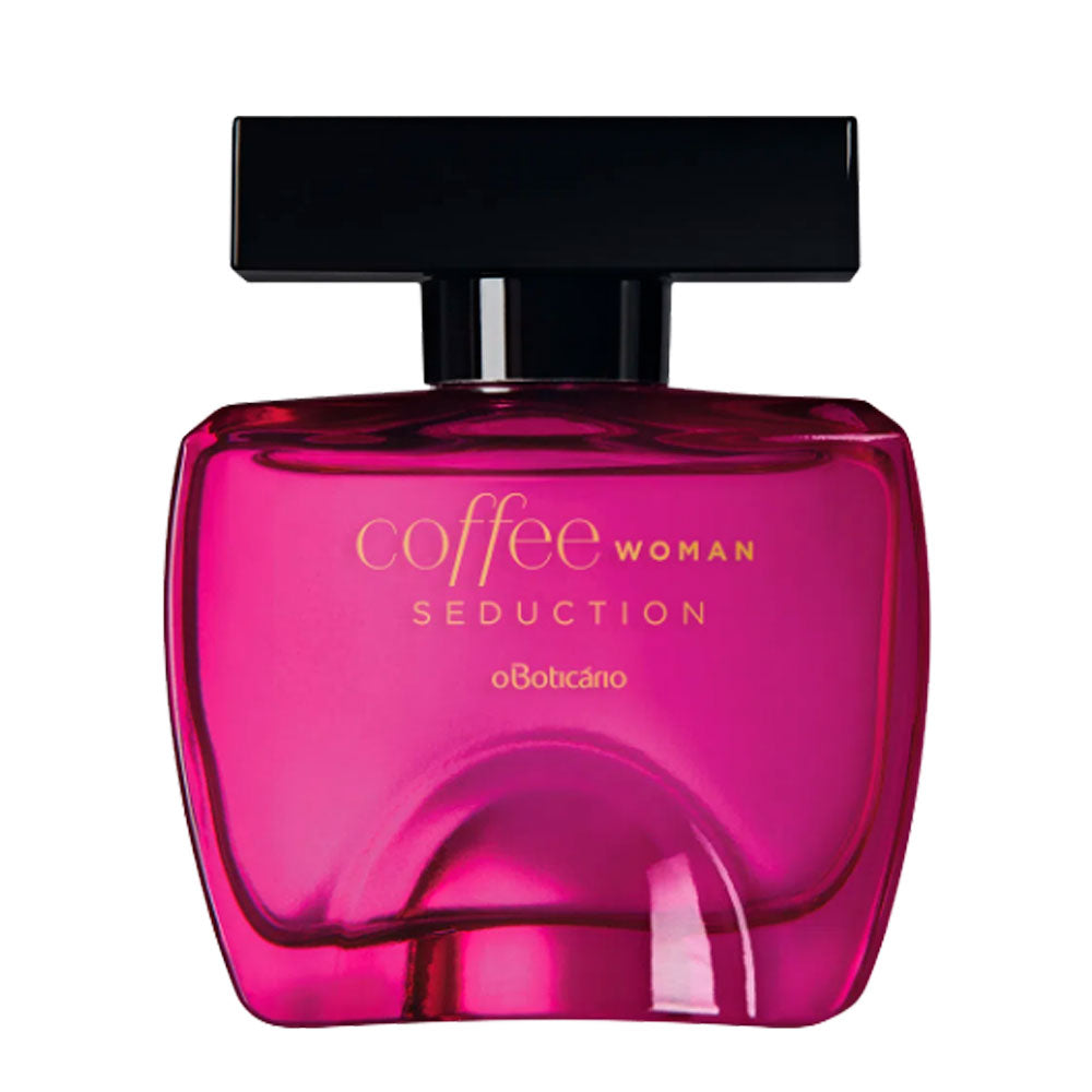 O Boticário EAU De Toilette Coffee Seduction Long Duration Cologne 100ml/3.38fl.oz