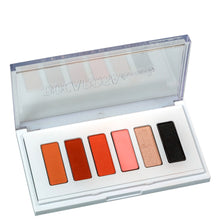 Load image into Gallery viewer, Boca Rosa Eyeshadow Palette #Well Payot 6 Tone Trend