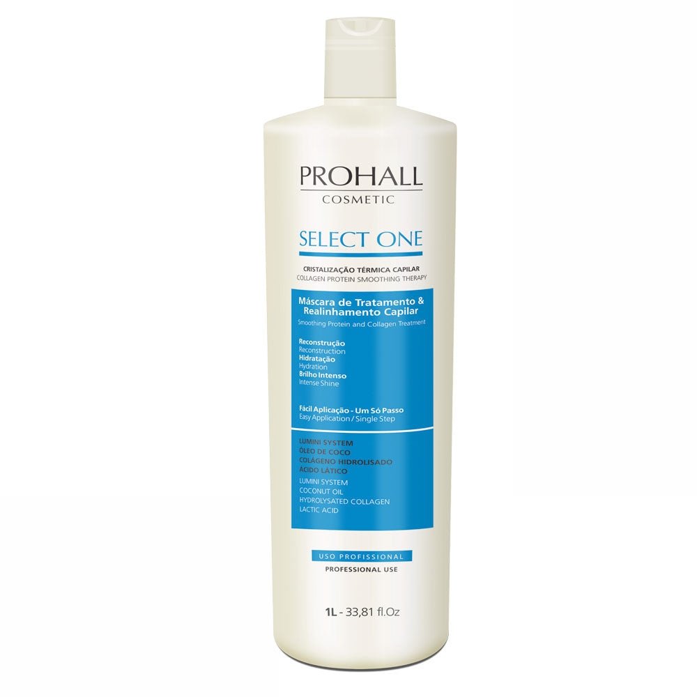 Prohall Select One Formol-Free Progressive 1L/33.8fl.oz