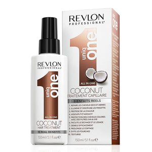 Revlon Professional Complete Treatment Kit Uniq One Hair Treatment Spray Mask