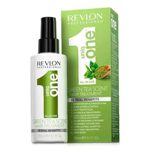 Load image into Gallery viewer, Revlon Professional Uniq One Green Tea Scent Hair Treatment Spray Mask 150ml/5.1fl.oz