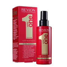 Load image into Gallery viewer, Revlon Professional Complete Treatment Kit Uniq One Hair Treatment Spray Mask